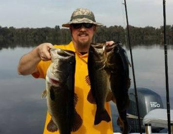 Nicus Employee Fishing